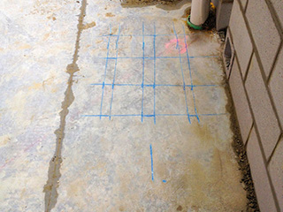 Concrete Scanning project with Supercut