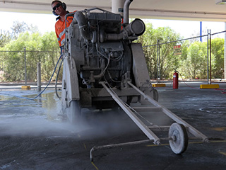 Concrete Sawing Road Amp Floor Sawing Perth Wa Supercut